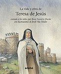 cobertaLa vida y obra de Teresa de Jesús contada a los niños.i